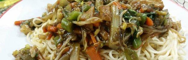 Chop Suey con Vegetales