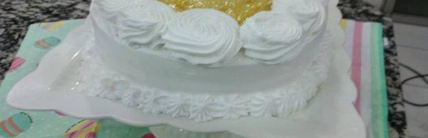 Torta Fría de Mango