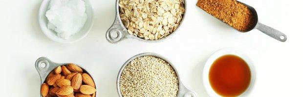 Cómo reducir una receta a la mitad