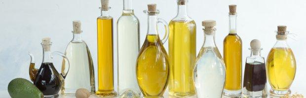 Los aceites de cocina